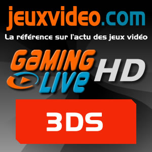 Gaming Live Nintendo 3DS HD - JeuxVideo.com