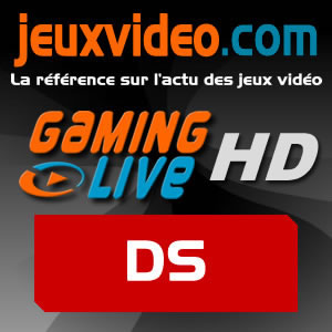 Gaming Live Nintendo DS HD - JeuxVideo.com
