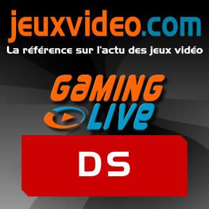Gaming Live Nintendo DS - JeuxVideo.com