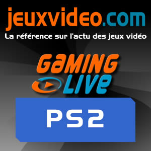 Gaming Live PlayStation 2 - JeuxVideo.com