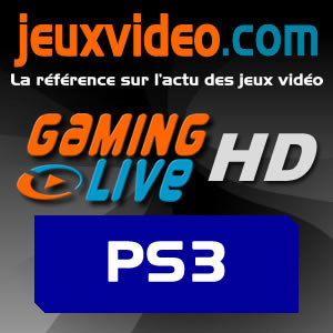 Gaming Live PlayStation 3 HD - JeuxVideo.com