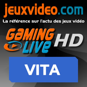 Gaming Live PlayStation Vita HD - JeuxVideo.com