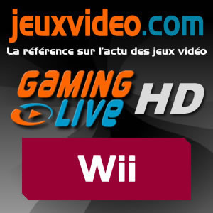 Gaming Live Wii HD - JeuxVideo.com