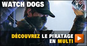 Watch Dogs : Découvrez le piratage en multi