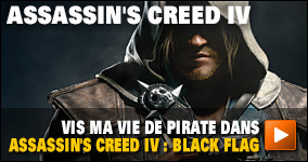Vis ma vie de pirate dans Assassin's Creed IV : Black Flag