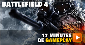 17 minutes de gameplay de Battlefield 4 !