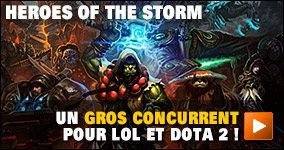 Heroes of the Storm : Un gros concurrent pour LoL et Dota 2 !