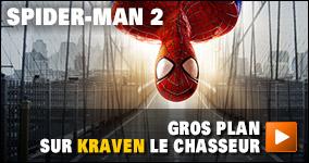 Spider-Man 2 : Gros plan sur Kraven le Chasseur