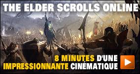 8 minutes d'une impressionnante cinématique de The Elder Scrolls Online