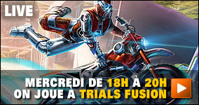 Mercredi à 18h, on joue à Trials Fusion