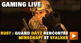 Rust : Quand DayZ rencontre Minecraft et Stalker