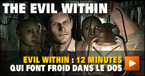 The Evil Within : 12 minutes qui font froid dans le dos