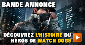 Découvrez l'histoire du héros de Watch Dogs