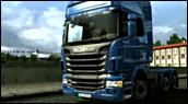 Bande-annonce : Euro Truck Simulator 2 - Preview Scania