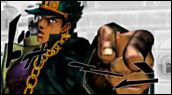 Bande-annonce : JoJo's Bizarre Adventure All Star Battle - TGS 2012 : Manga style