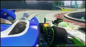Bande-annonce : Sonic & All Stars Racing Transformed - Danica Patrick entre dans la course