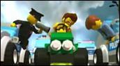 Bandes-annonces : LEGO City Undercover - Présentation japonaise