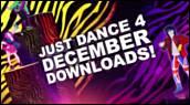 Bandes-annonces : Just Dance 4 - Des DLC comme s'il en pleuvait