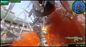 Bandes-annonces : Earth Defense Force 2025 - Séquences de gameplay