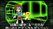 Bandes-annonces : Digimon Adventure - Univers virtuel pour combat bien réel