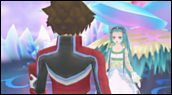 Bandes-annonces : Tales of Hearts R - Cut-scenes