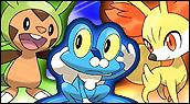 Bandes-annonces : Pokémon X - Trailer d'annonce