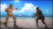 Bandes-annonces : Dead or Alive 5 - L'île de Zack