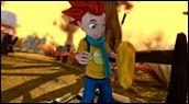 Bandes-annonces : Oliver & Spike : Dimension Jumpers - Toucher ou ne pas toucher ?