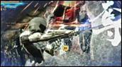 Bandes-annonces : Metal Gear Rising : Revengeance - L'armure blanche