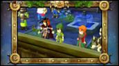 Bandes-annonces : Dragon Quest VII - Gameplay exploration