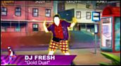 Bande-annonce : Just Dance 4 - Pack Gold Dust - DJ Fresh