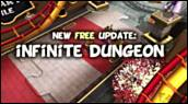 Bande-annonce : Dungeonland - Infinite Dunge