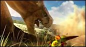 Bande-annonce : Monster Hunter 4 - Cinématique d'introduction